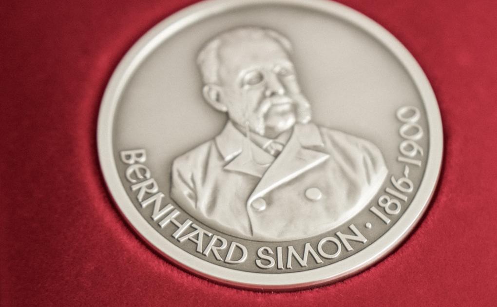 Bernhard Simon Medaille